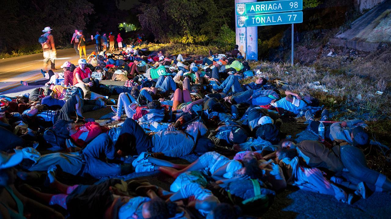 Did loopholes in US law create the migrant caravan?