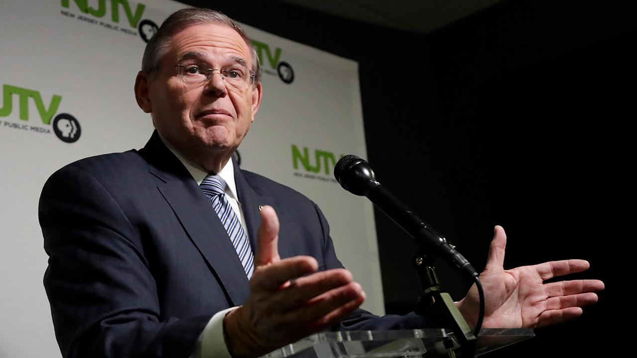 Democrats scramble to help struggling Sen. Menendez