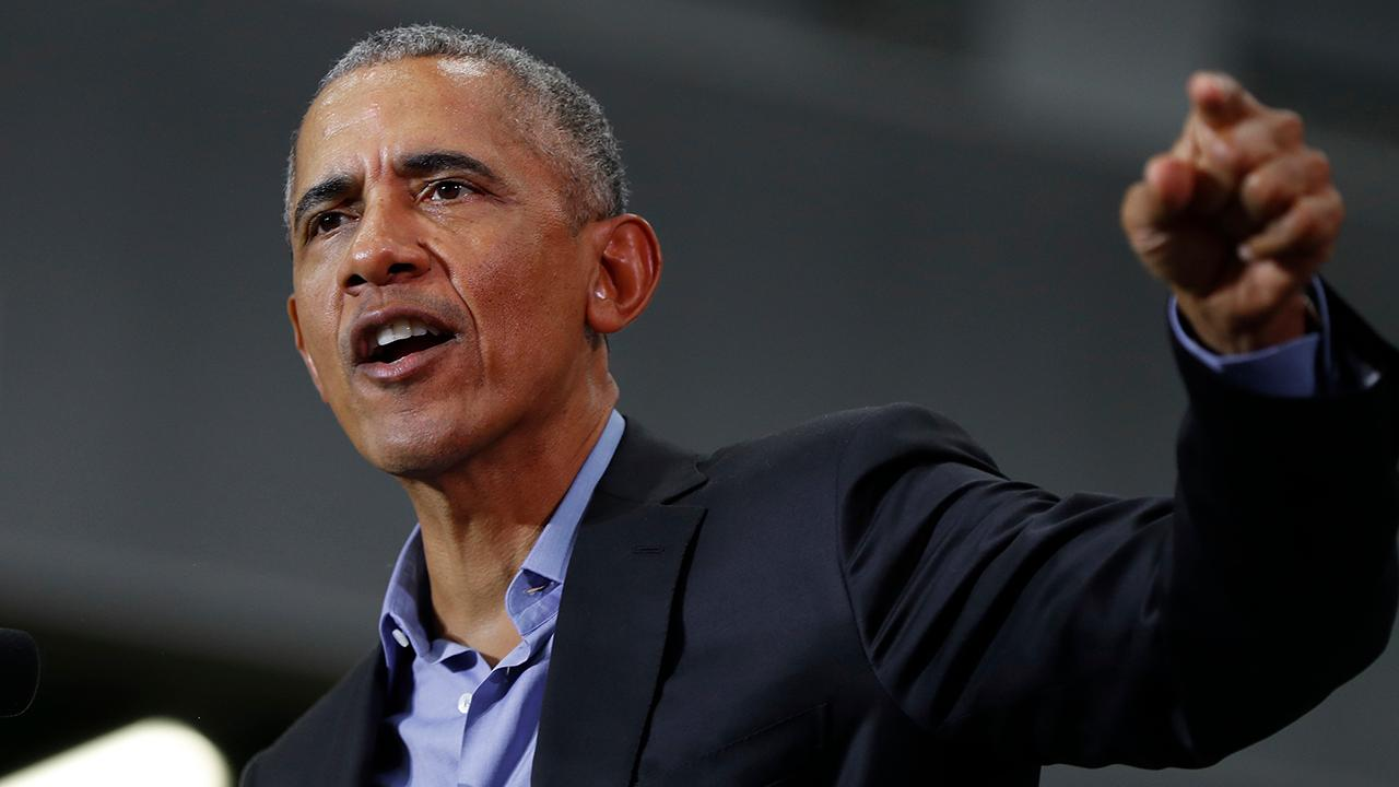 Obama slams opposition to the caravan as scare tactic