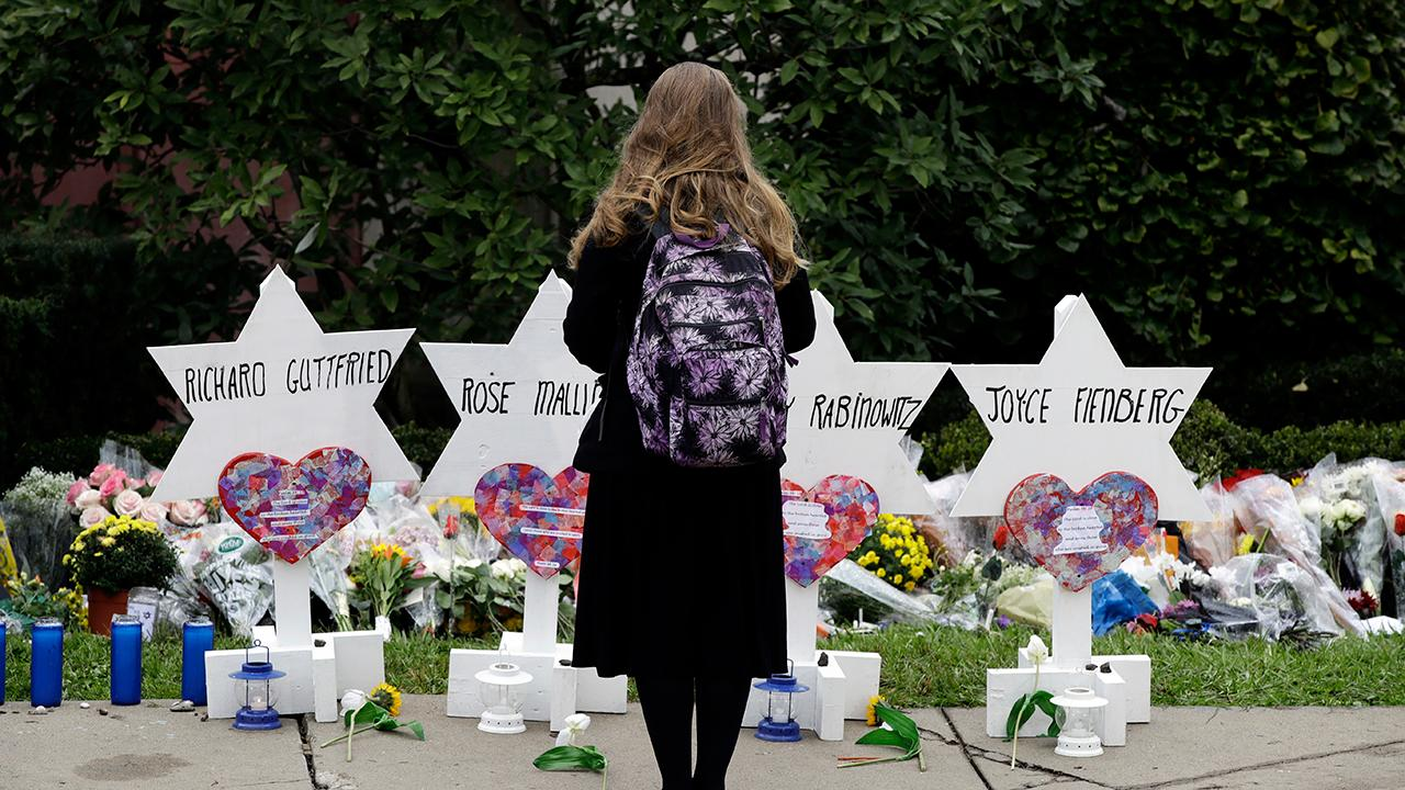 How does the country heal after the synagogue shooting