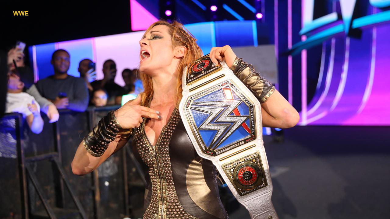 WWE women superstars reveal who inspired them