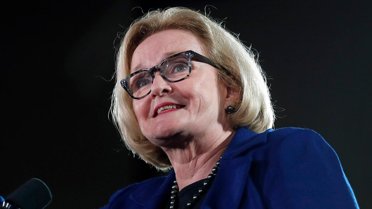 McCaskill tries to make Senate race all about health care