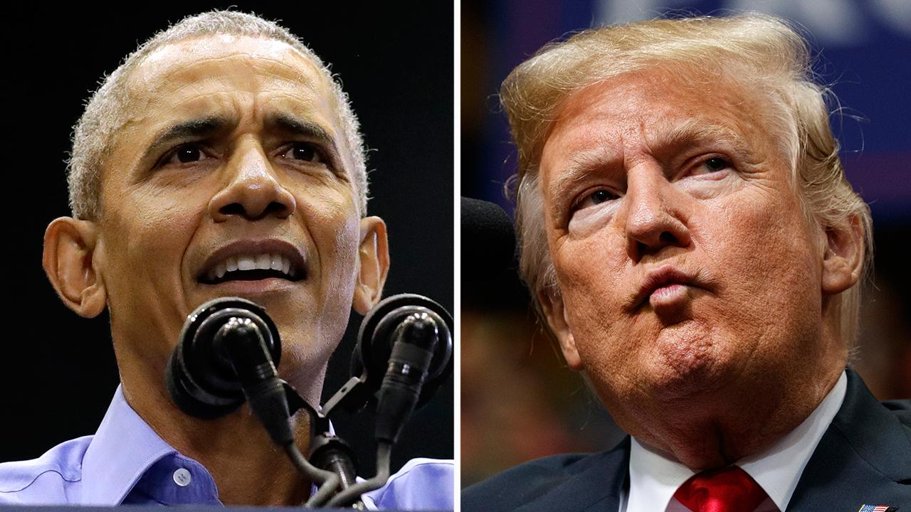 Battle of the presidents in Indiana's Senate race