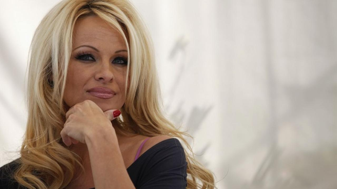 Pamela Anderson's Native American Halloween costume gets her accused of cultural appropriation