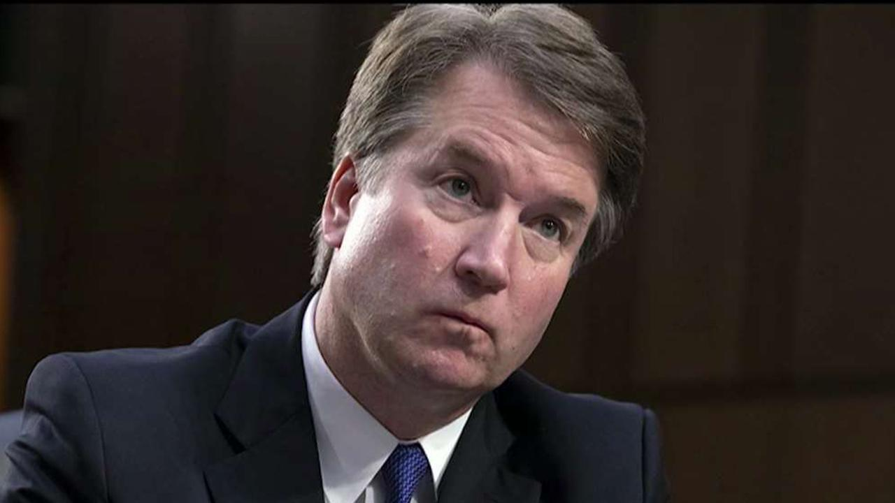 Senate report finds no 'verifiable' evidence on Kavanaugh