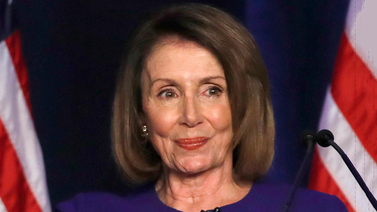 Pelosi: Democratic Congress will honor Founders' vision