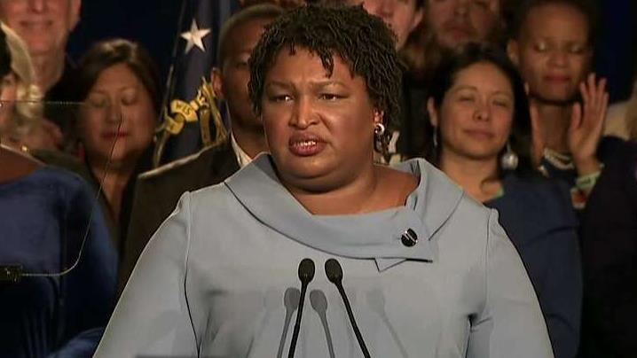 Stacey Abrams final each opinion be counted
