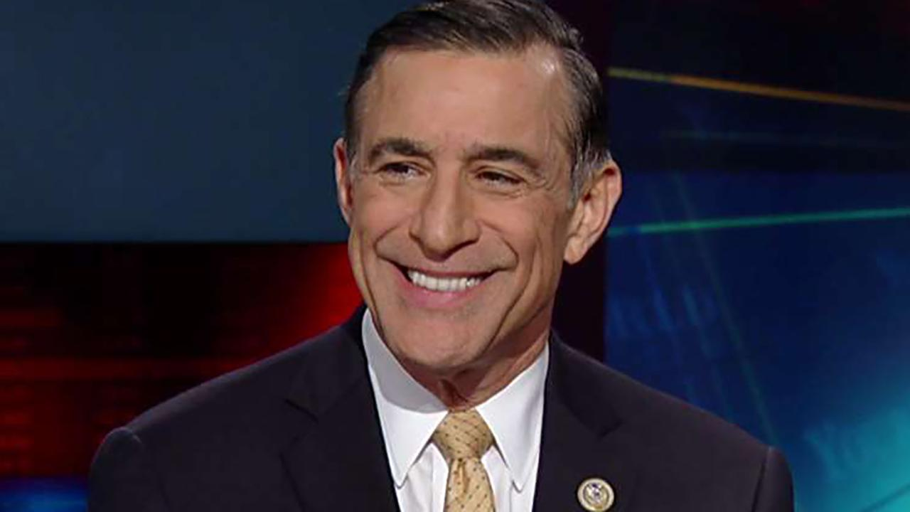Issa on future of Russia probe after Sessions's resignation