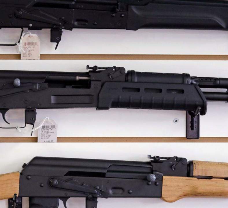 Gun-rights advocates sue to block new gun-control law in Washington