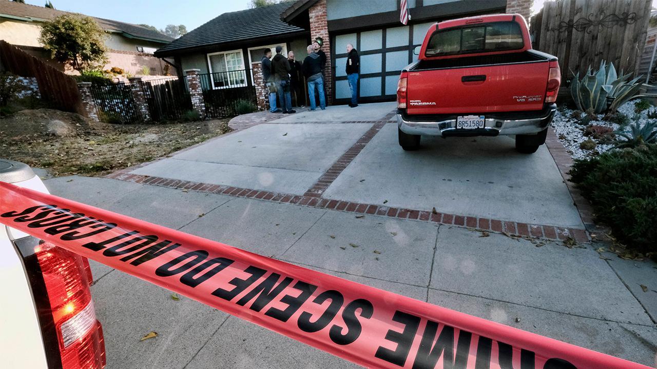 Investigators identify California gunman as former Marine