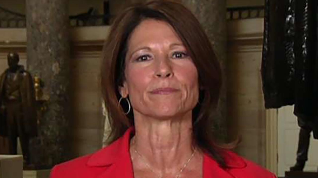 Rep. Cheri Bustos on the future of gun control in the House