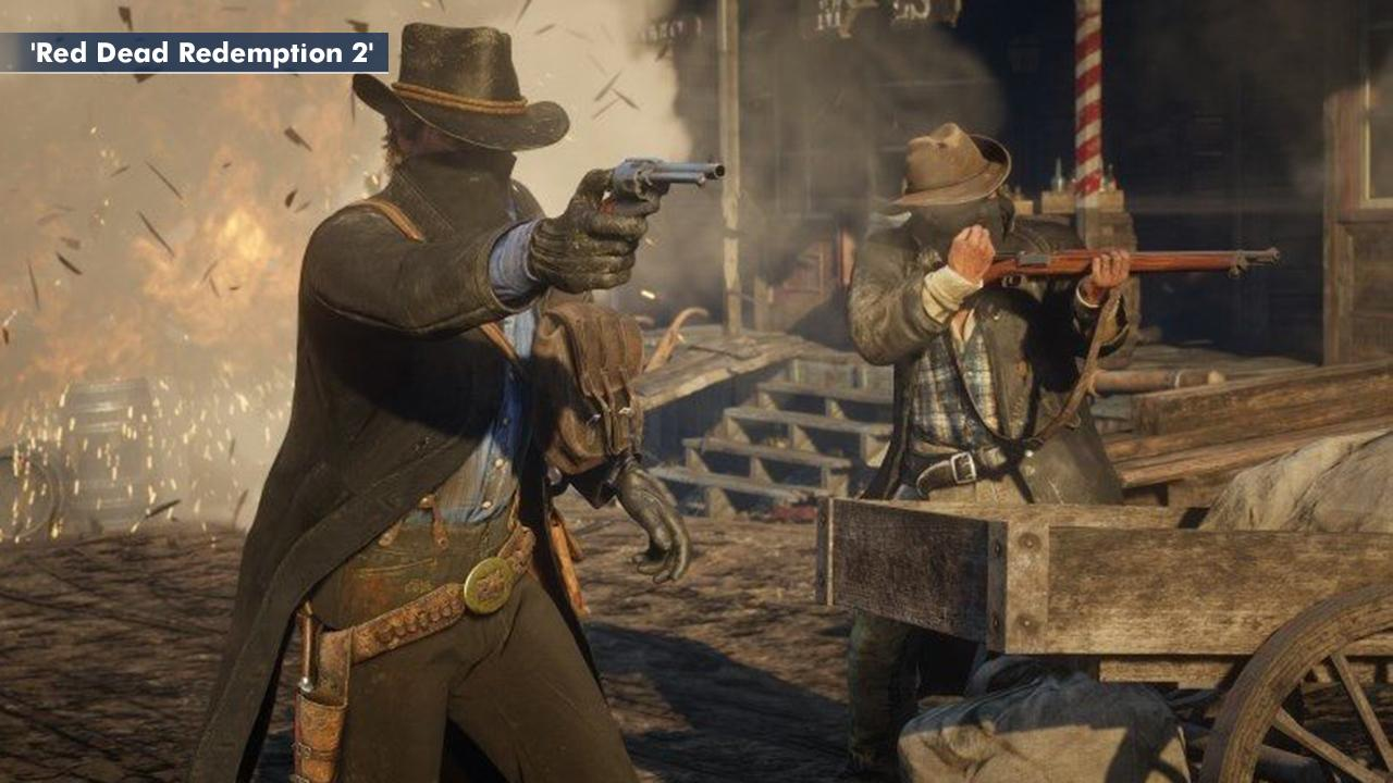 Fox on Games: Westerns rule gaming