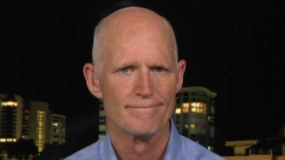Gov. Rick Scott: I'm so disappointed in Bill Nelson