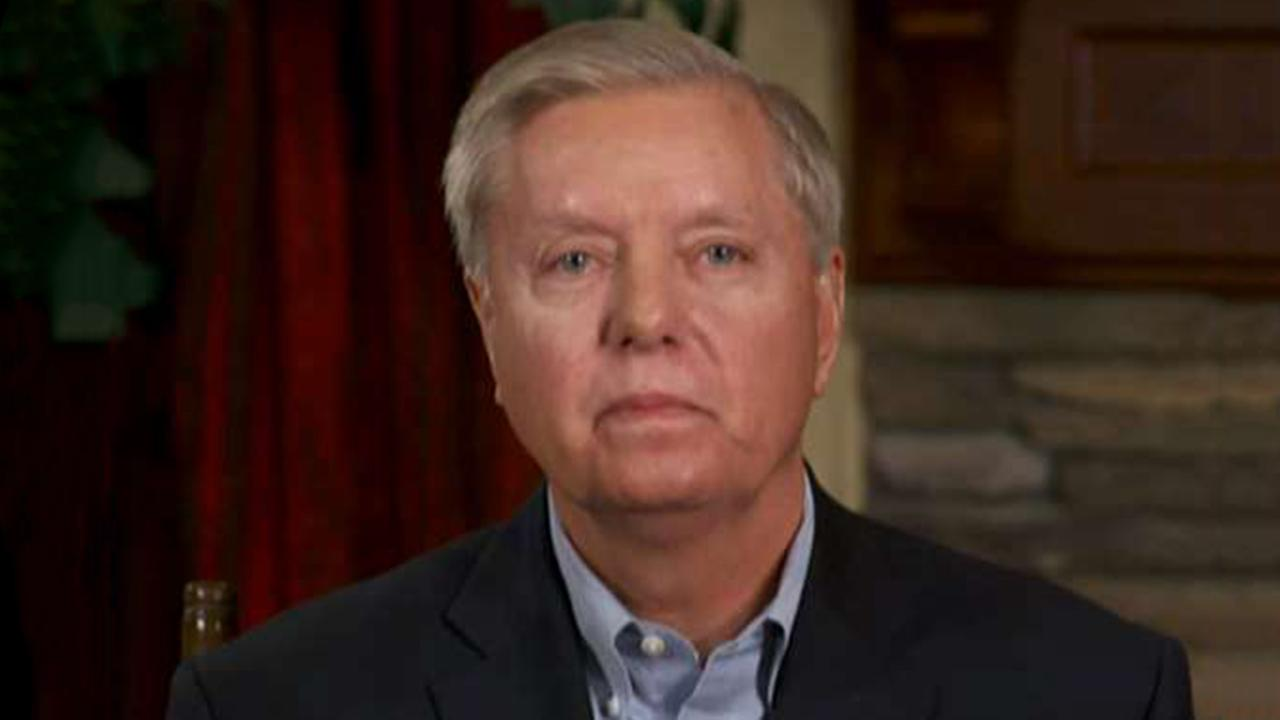 Sen. Graham: There's nothing Democrats won't do to win
