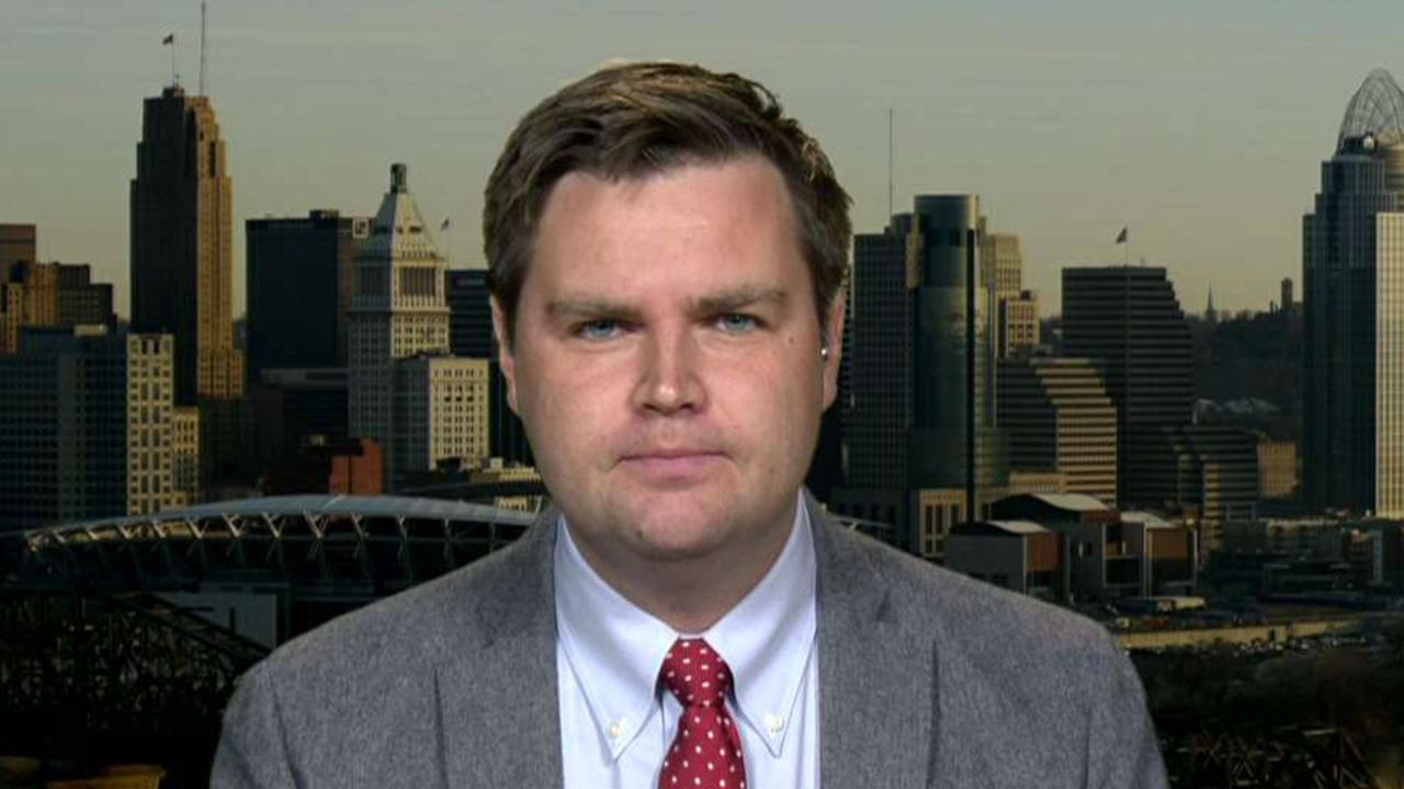 Miranda Devine: 'Hillbilly Elegy' author J.D. Vance latest conservative to be smeared by leftist lies