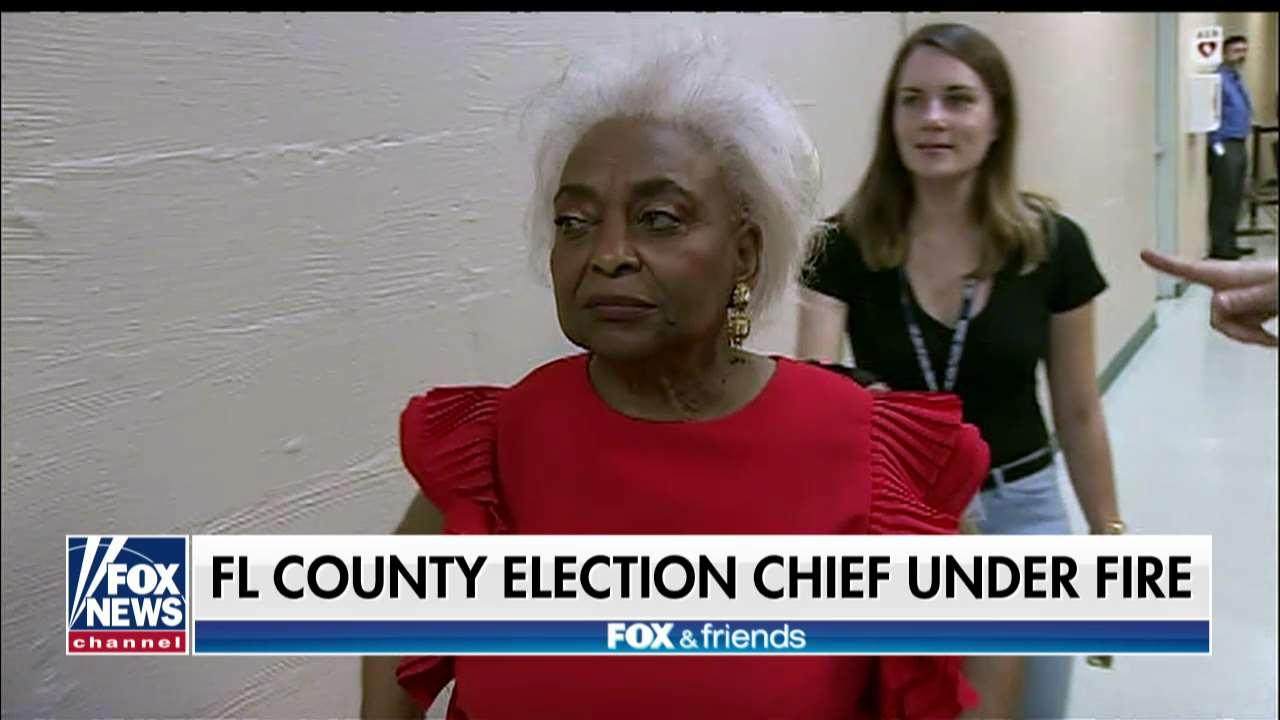 'She Had One Job': Bongino Blasts Broward Elections Supervisor After Voting Controversy