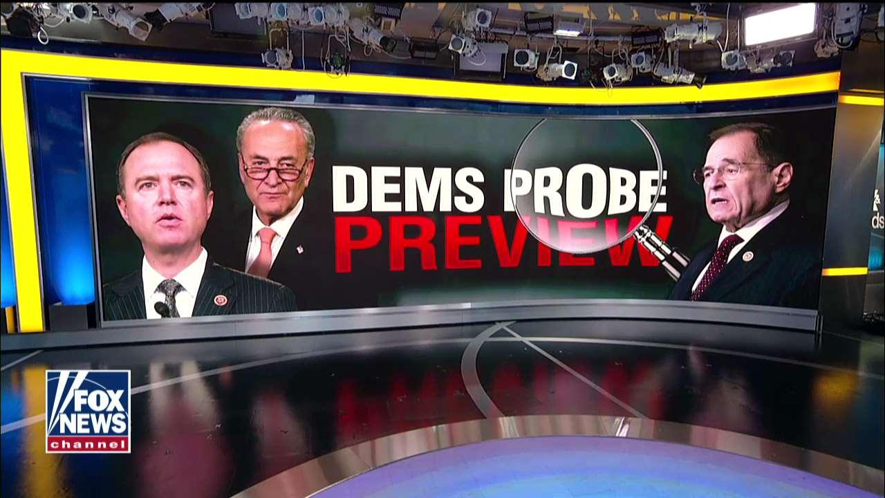 Turley: Dems Will Hit Trump With 'Storm of Subpoenas,' But Chances of Impeachment 'Virtually Nil'