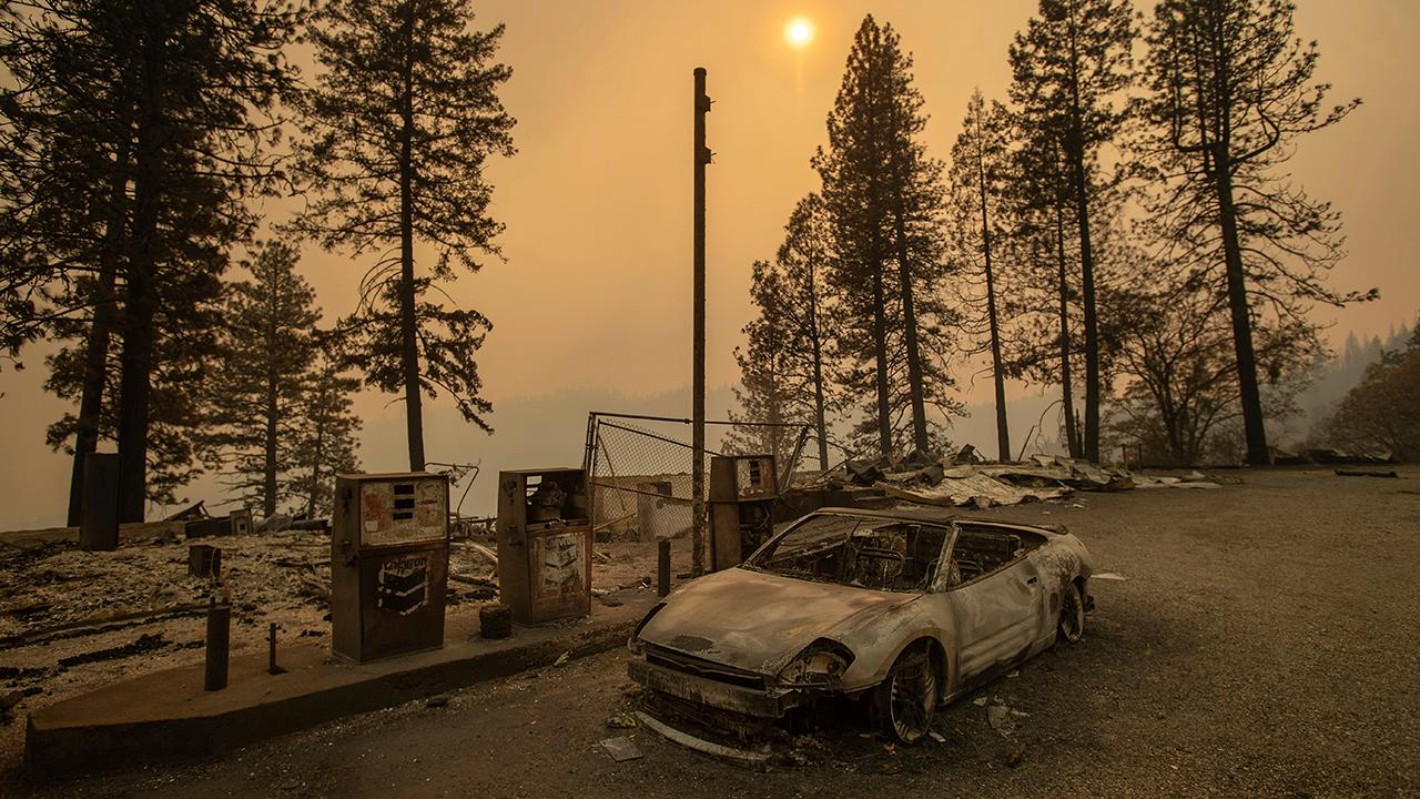 'The Next Revolution' host Steve Hilton weighs in on President Trump's controversial California wildfire tweet.