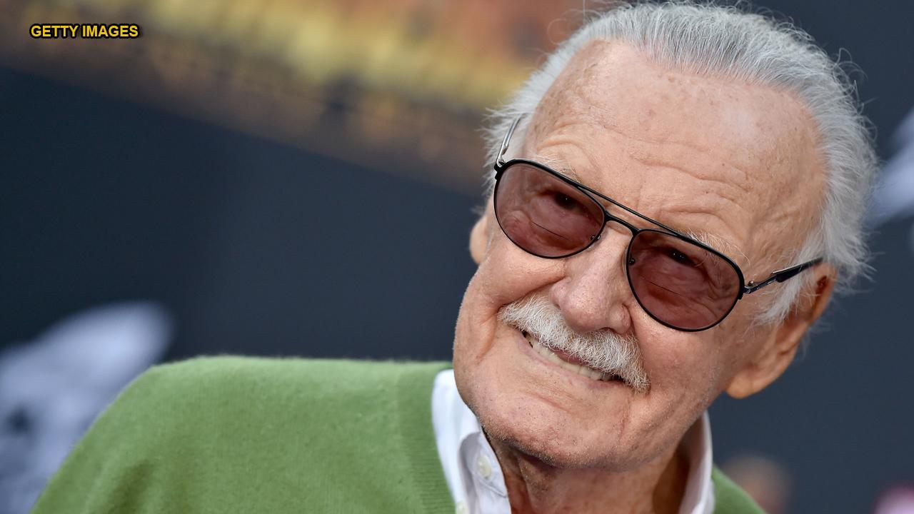 Comic book legend Stan Lee has died at age 95