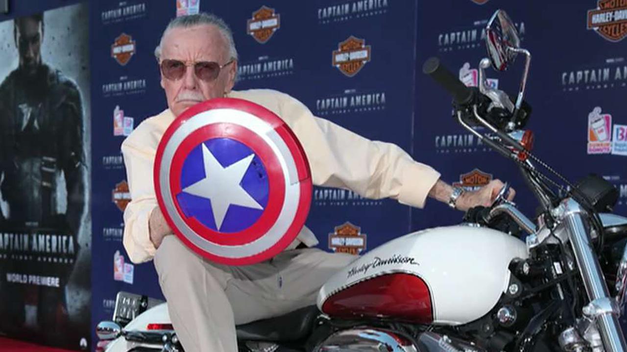 Stan Lee's final social media post honors veterans