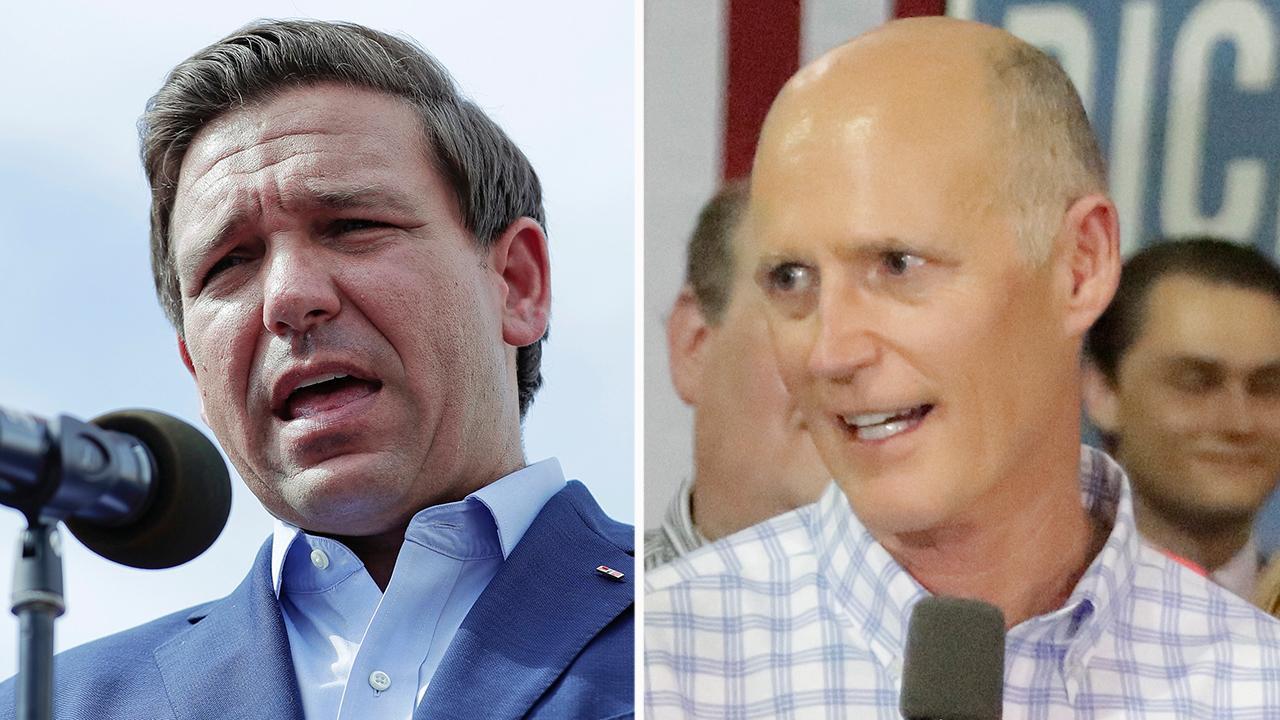 Election law expert: Scott, DeSantis leads insurmountable
