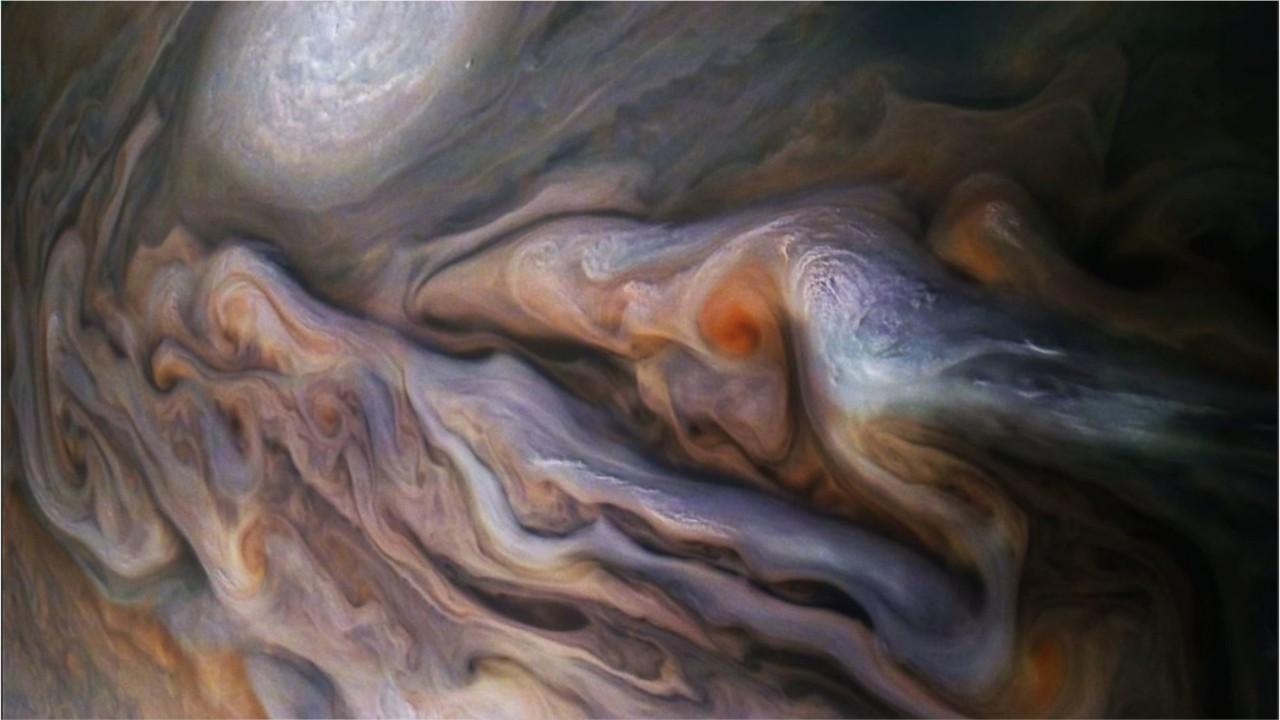 'Creatures' in Jupiter's clouds? NASA's Juno spacecraft captures images that stun the internet