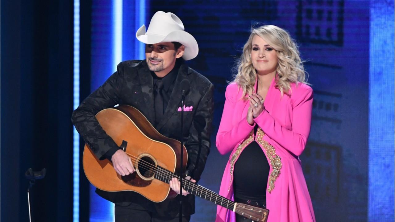 CMA Awards: Carrie Underwood and Brad Paisley avoid politics