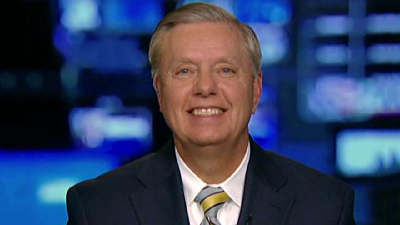 Graham on Florida recount, Mueller probe