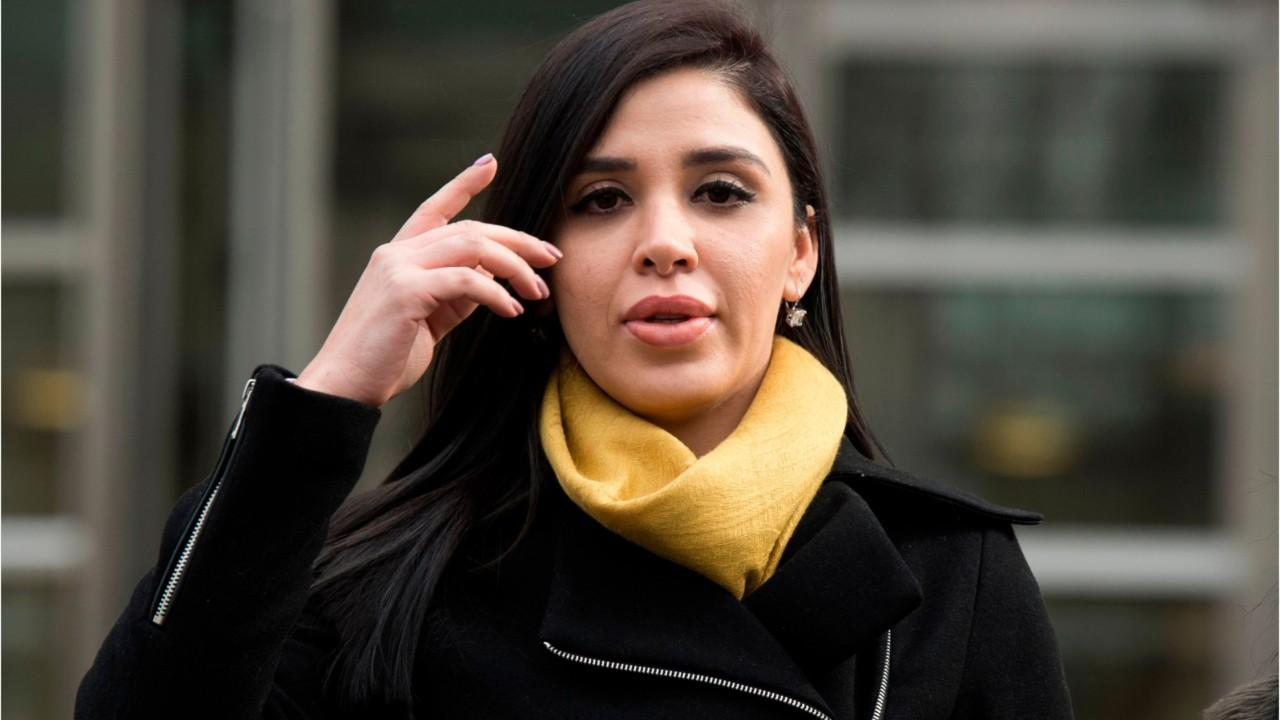 Meet Emma Coronel Aispuro, wife of 'El Chapo'