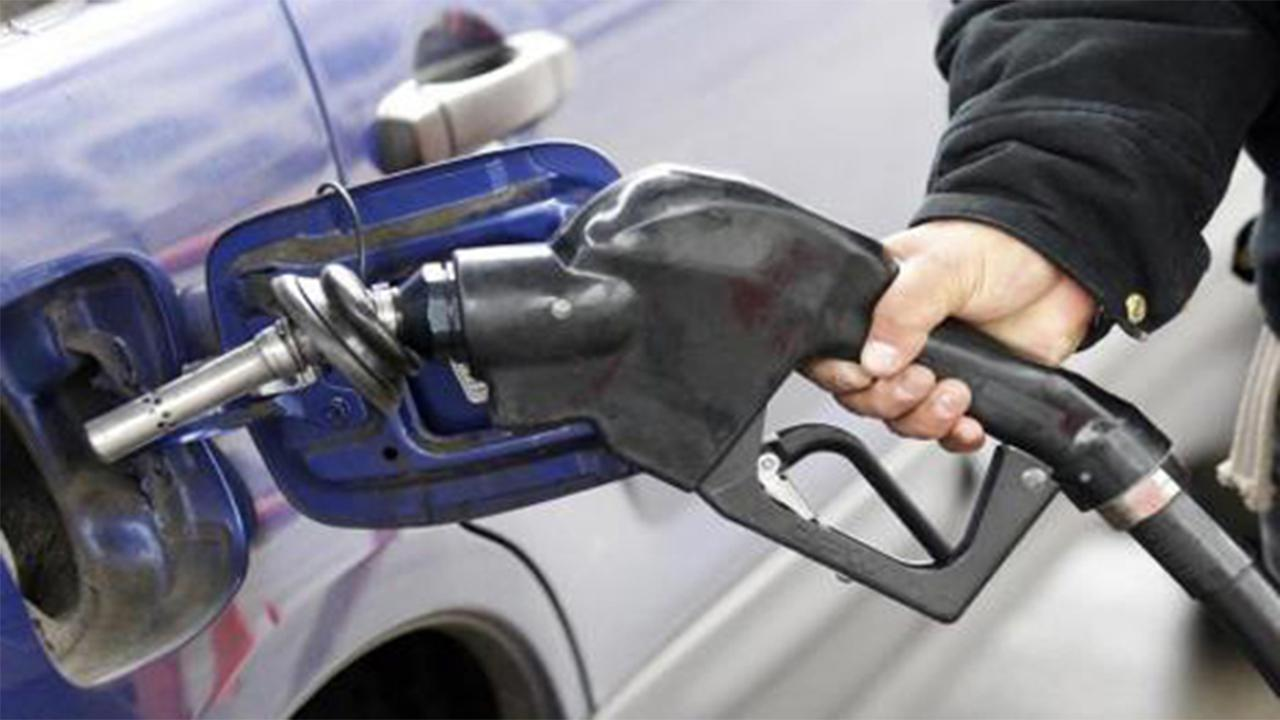 Gas prices down for 37 straight days, the longest streak in more than three years. The national average for regular unleaded is now at $2.65 a gallon, down more than 20 cents in the past month.