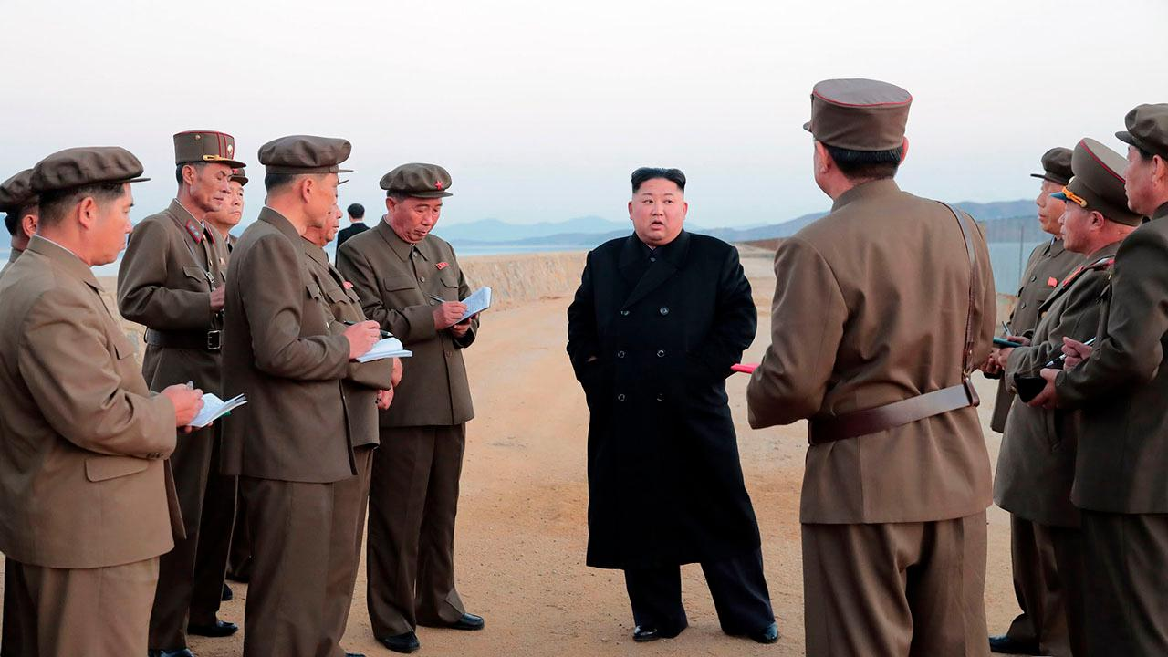 North Korea sends U.S. mixed messages