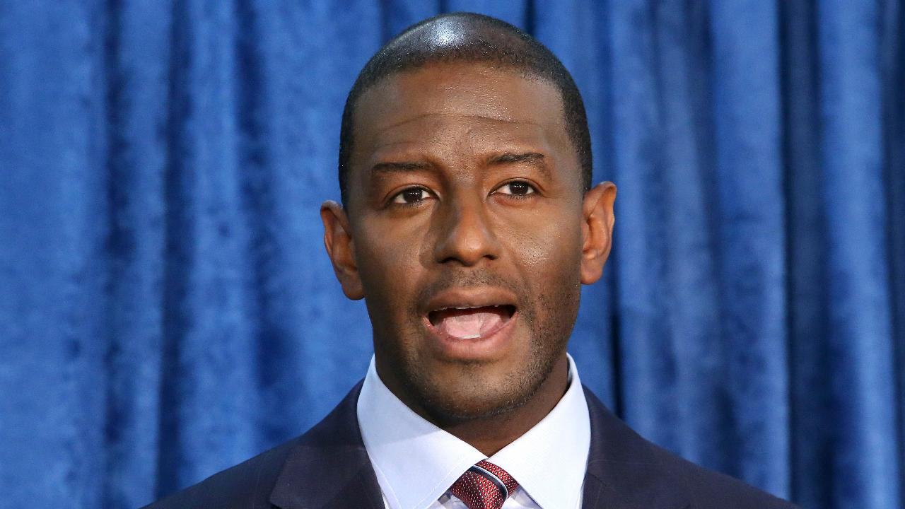 Gillum concedes Florida governor race