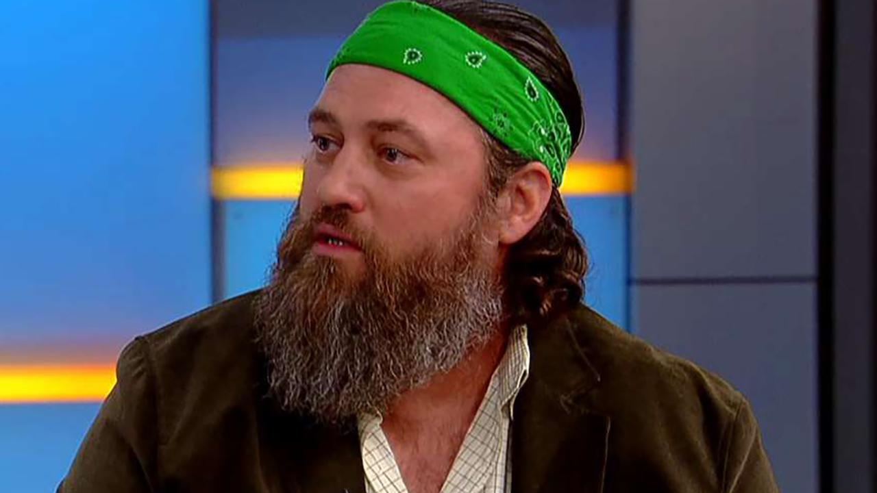 Former 'Duck Dynasty' star Willie Robertson is the author of the new book 'American Entrepreneur.'