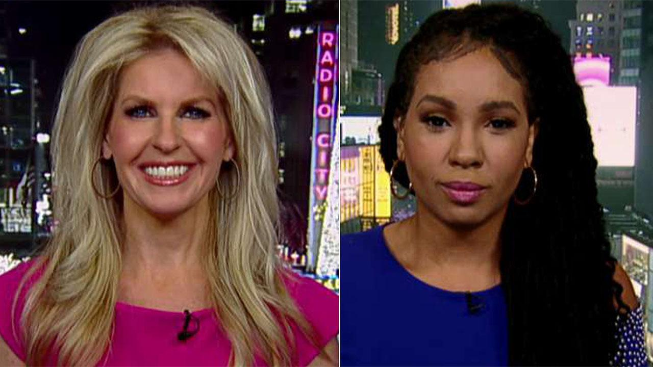 Reaction from Washington Times opinion editor Monica Crowley and Democratic strategist Rochelle Ritchie.