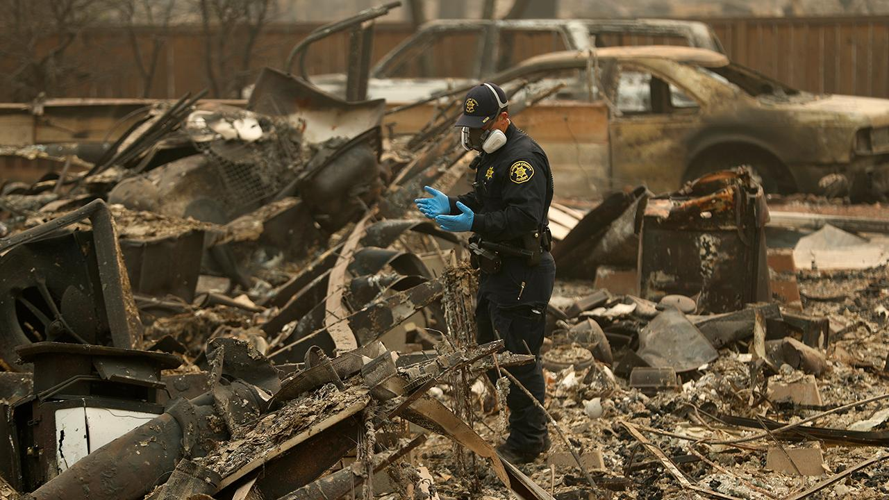 At least 79 killed in Camp Fire