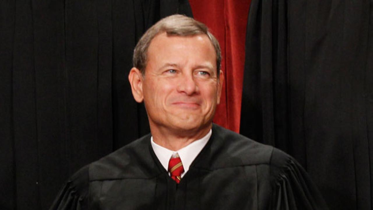 Chief Justice Roberts rebukes Trump's 'Obama judges' remark
