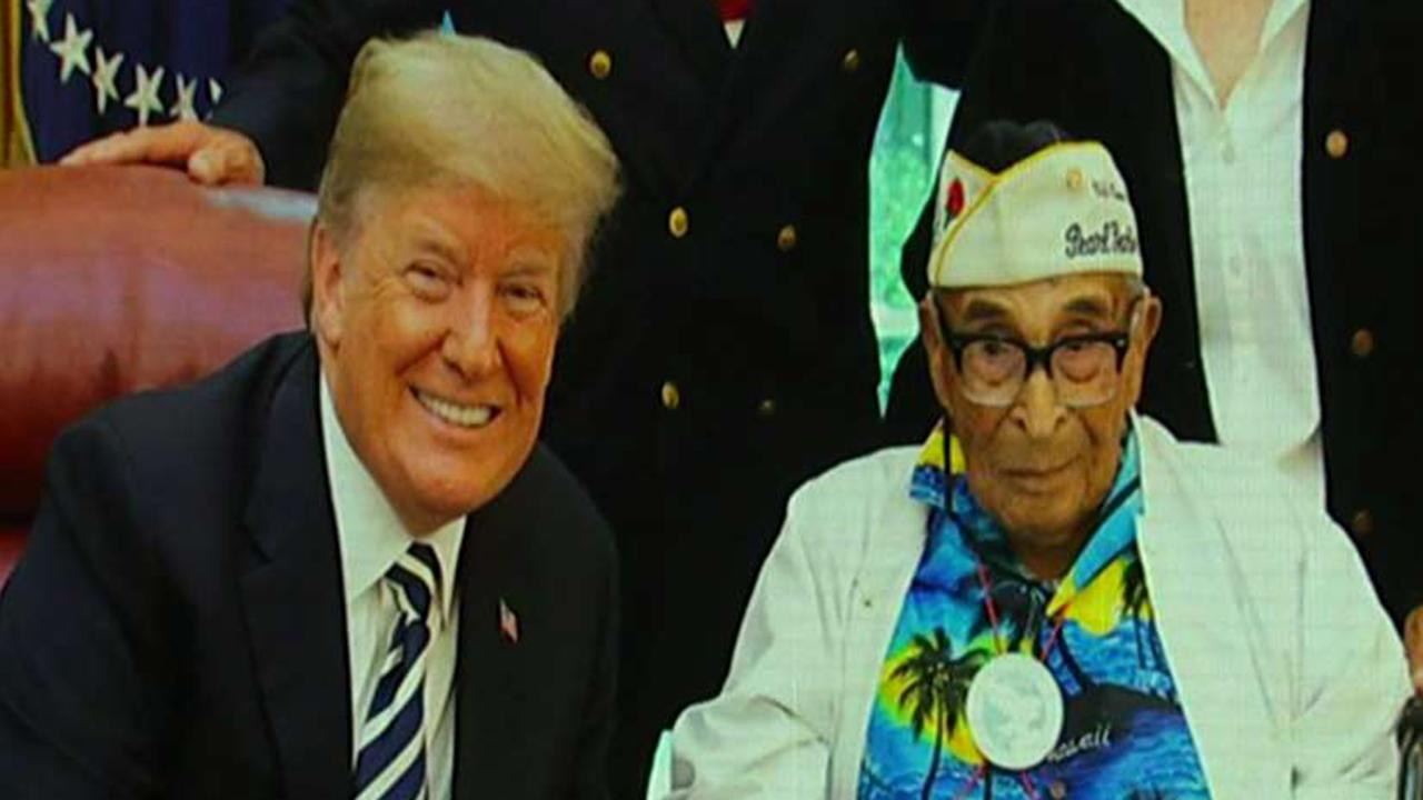Oldest living Pearl Harbor survivor dies at 106