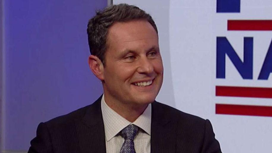 Brian Kilmeade previews his new Fox Nation show