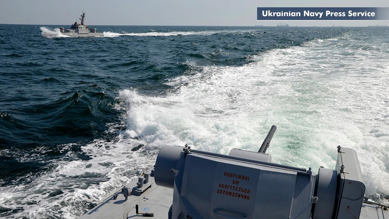 Ukraine demands release of sailors in Russian custody