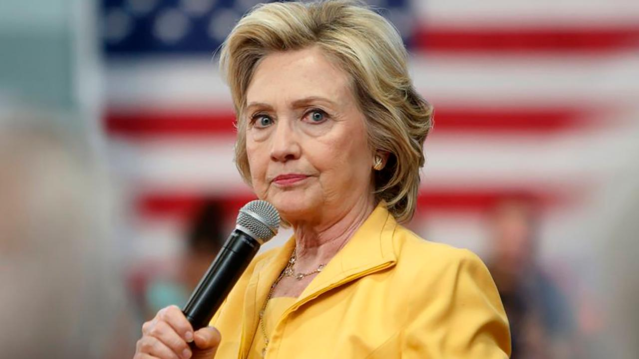 Dems unhappy as Hillary blasts Europe's open border policy