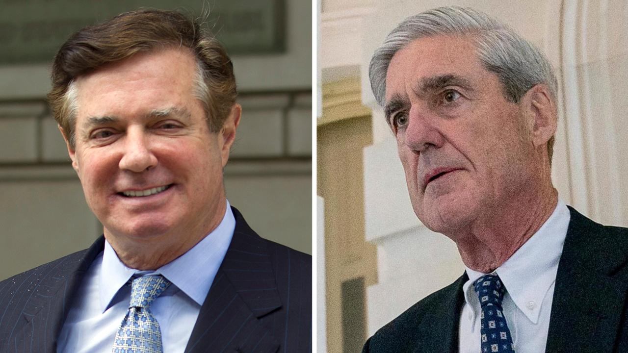 Mueller team continues to play hardball with Manafort