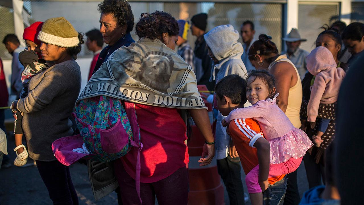 Migrants stuck in Mexico face difficult decision