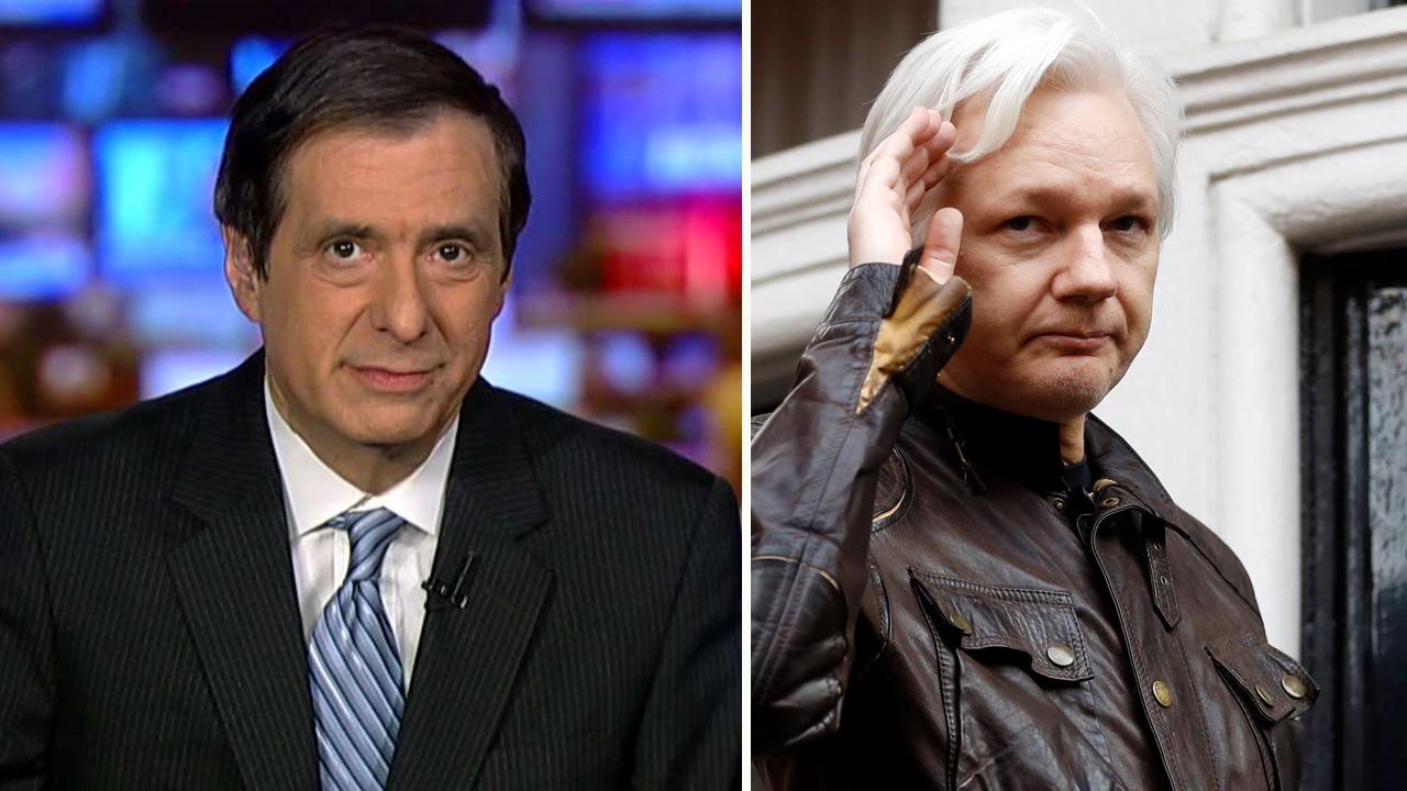 Kurtz: Julian Assange's million-dollar bet against the Guardian