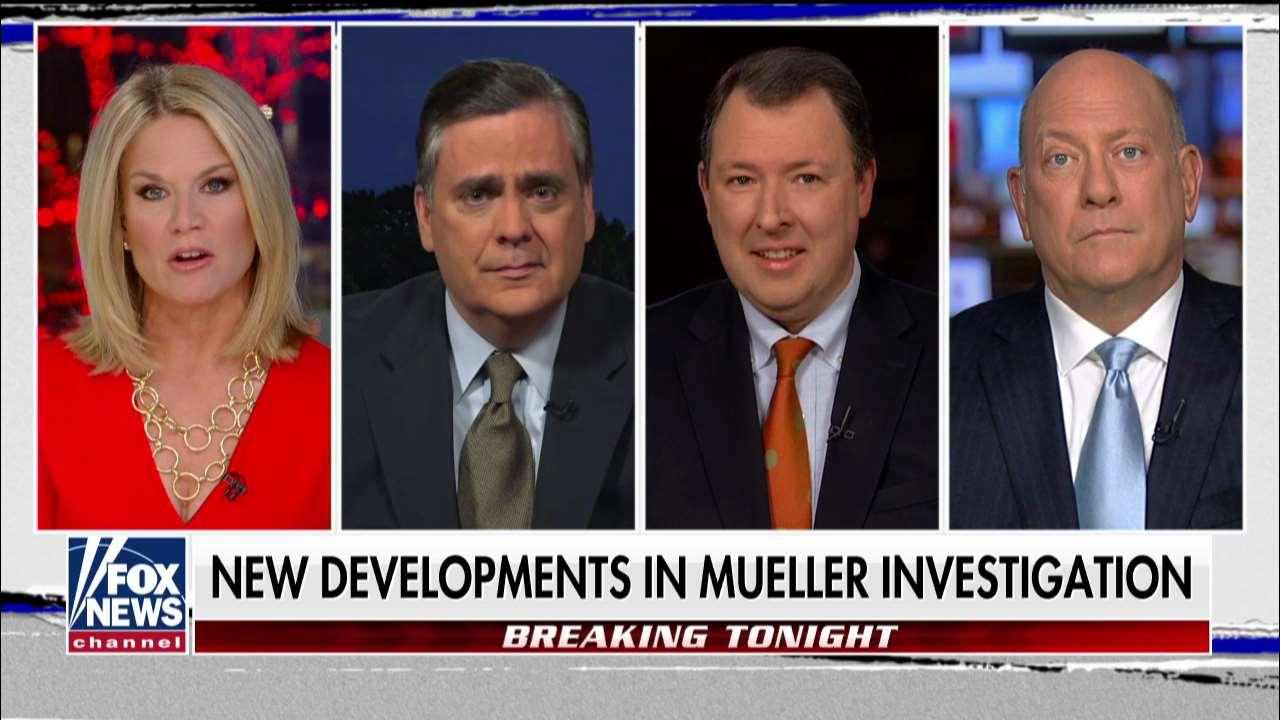 Turley Reacts to Manafort, Corsi News