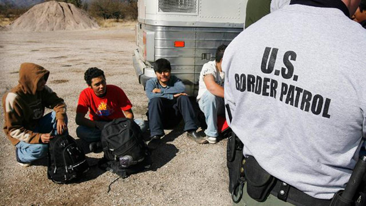 Report: US illegal immigrant population at lowest since 2004