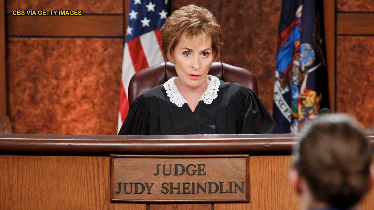 Judge Judy named highest-paid TV host of 2018 | Fox News Video