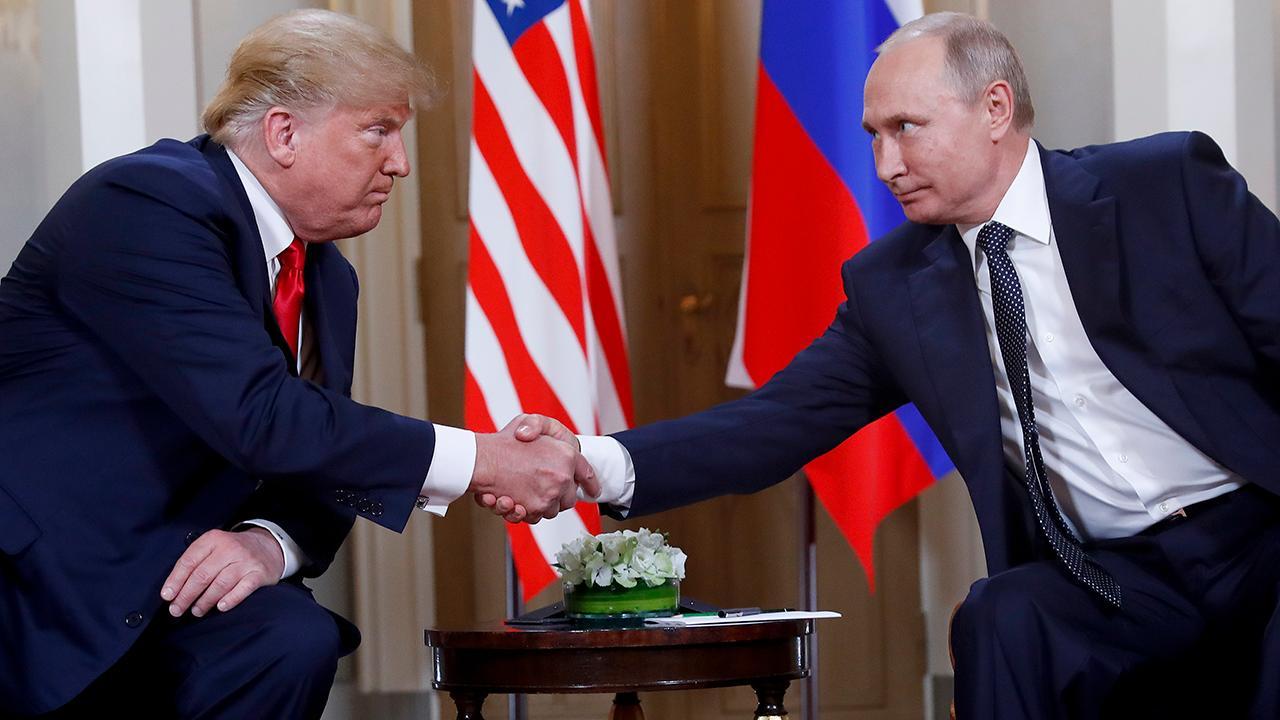 Trump threatens to cancel Putin meeting over Ukraine crisis