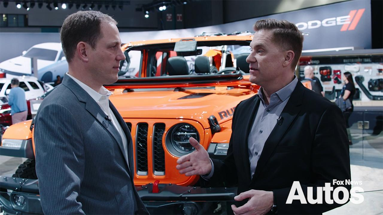 Jeep boss Tim Kuniskis on the Gladiator and future of cars