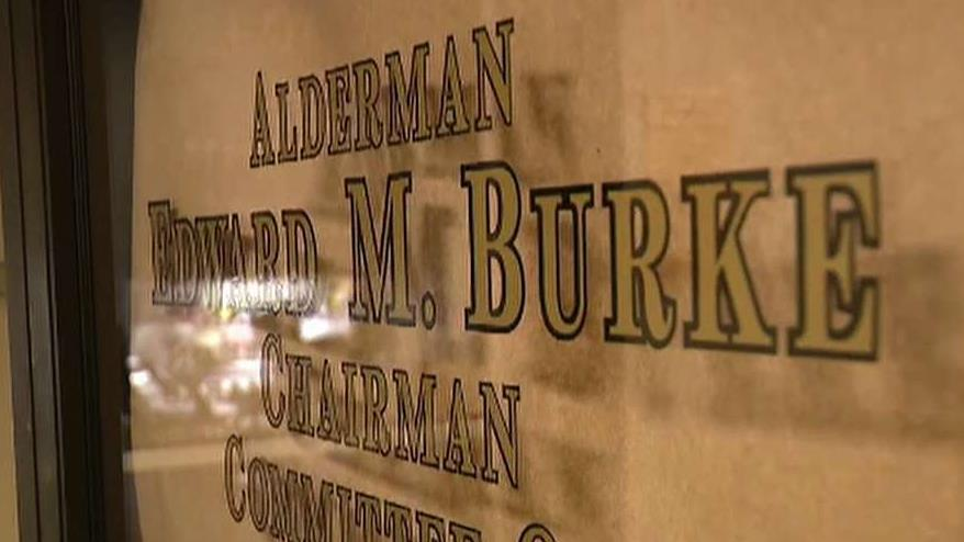 Federal authorities raid office of Chicago alderman