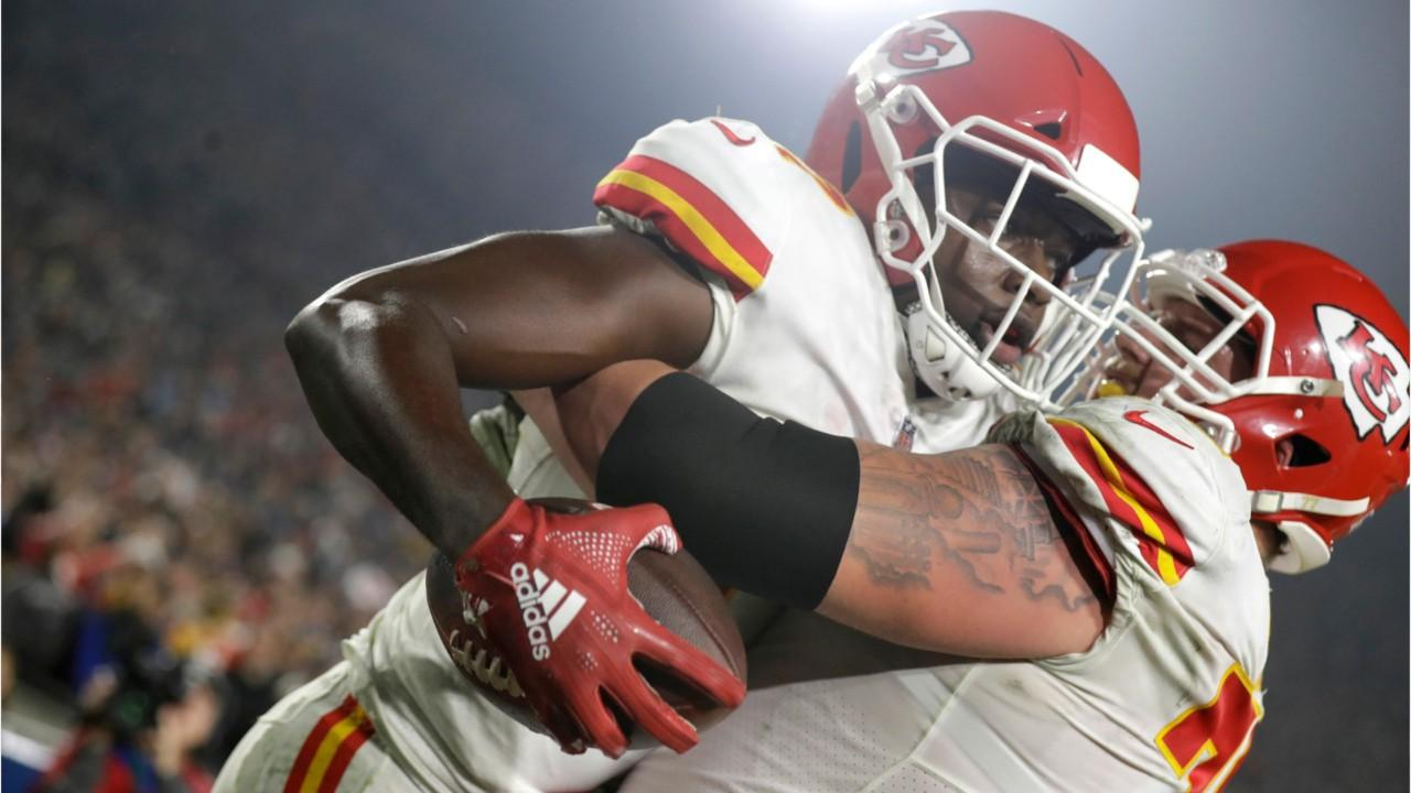 434aaf89e1a Former Kansas City Chiefs running back dropped for lying about assault